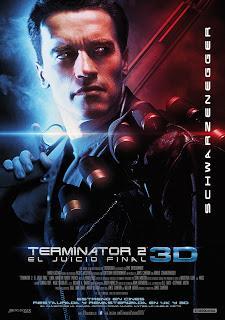 Sorteo Cartel Terminator 2