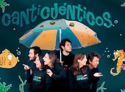 Canticuénticos se despide del año en Buenos Aires ¡y con sorteo!