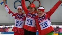 Biathlon  Womens 15 km Individual
