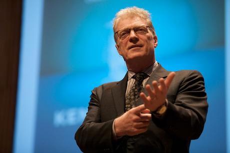5 preguntas a Ken Robinson