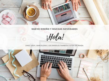 hola presentación blog