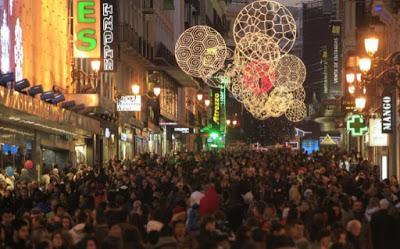 La campaña navideña dará empleo a casi 400.000 personas