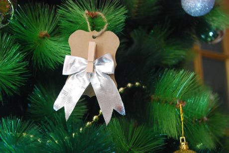 4 ideas de etiquetas para Navidad o Reyes