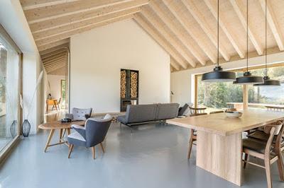 Casa Rustica y Actual