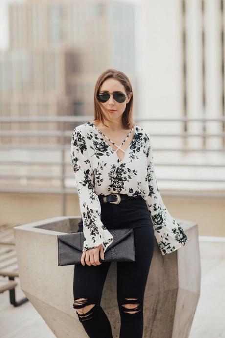 Blusas básicas para la primavera verano 2018