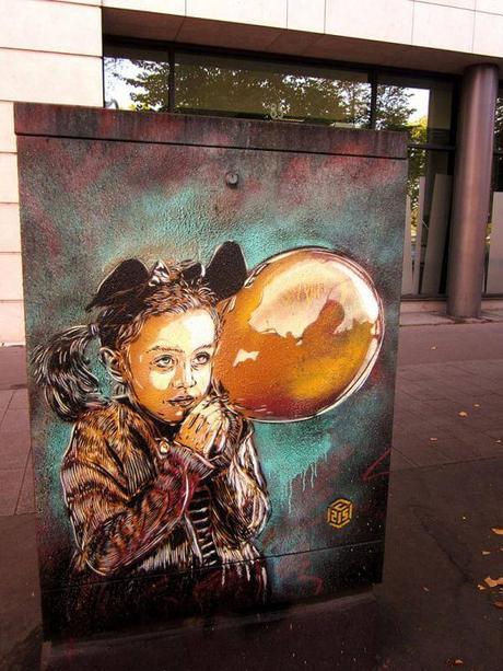 Street Art de Christian Guémy Top 20