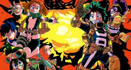 Lo nuevo de Bandai Namco sería un juego de My Hero Academia