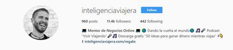 inteligenciaviajera instagram