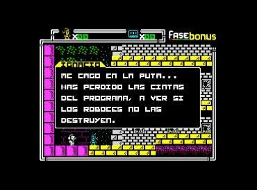 The Mojon Twins y Fase Bonus celebran el programa 200 del podcast con un videojuego para ZX Spectrum