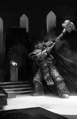 Warhammer Community hoy: Imagen misteriosa y poco mas