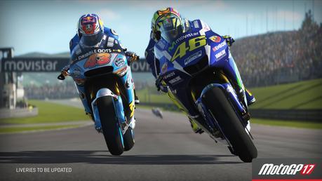 Milestone y MotoGP renuevan contrato hasta 2021