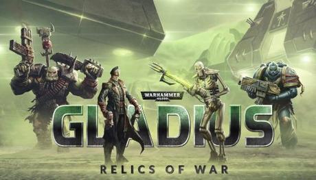 Gladius: Relics of  War, de Slitherine, en 2018