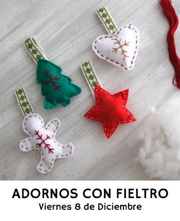 Navidad craft en els Encants