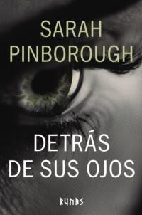 Detrás de sus ojos - Sarah Pinborough