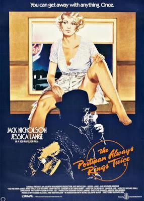 Una novela, tres películas: ( IV ) 1981 The Postman Always Rings Twice