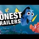Un rato de risas con el Honest Trailer de BUSCANDO A NEMO