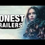 Un rato de risas con el honest trailer de ROGUE ONE, UNA HISTORIA DE STAR WARS