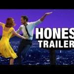 Un rato de risas con el Honest Trailer de LA LA LAND o no…
