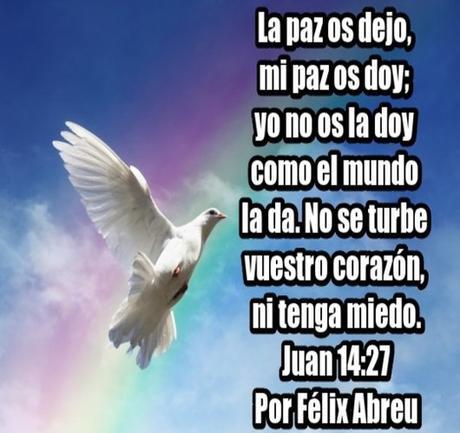 La Paz con Dios