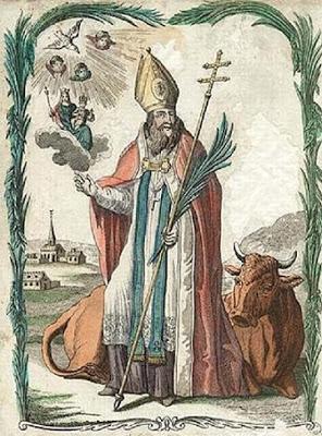 San Sernin, padre de Tolosa.