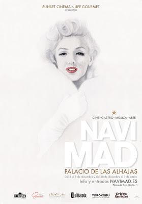 Navimad, Cine y experiencias en pleno centro de Madrid