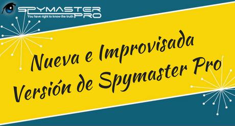 New & Improvised Version of Spymaster Pro