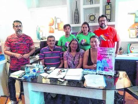 Presentaron el Espacio de la Memoria LGBTIQ de Santiago del Estero