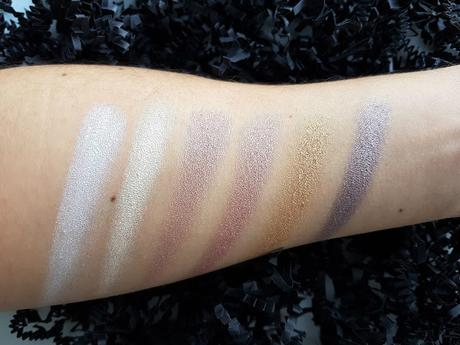 Paleta Essential Day to Night de Makeup Revolution: Opinión y Swatches