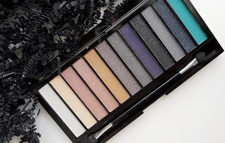 Paleta Essential Day to Night de Makeup Revolution: Opinión y Swatches
