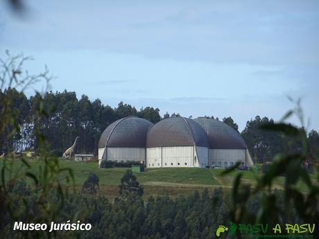 Muja: Museo Jurásico