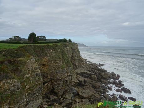 Ruta de los Misterios del Mar: Costa acantilada