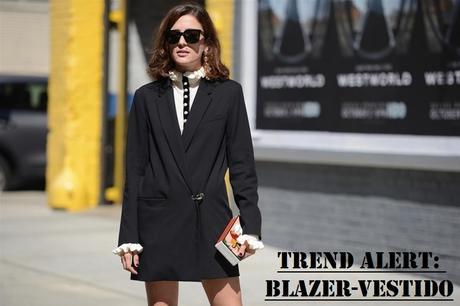 Blazer-vestido