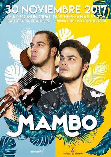 """Maratón de  la serie """"Mambo"""" y estreno del ultimo capítulo en el Teatro Municipal"""