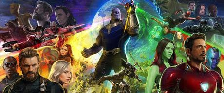 Trailer de Los Vengadores:  Infinity War