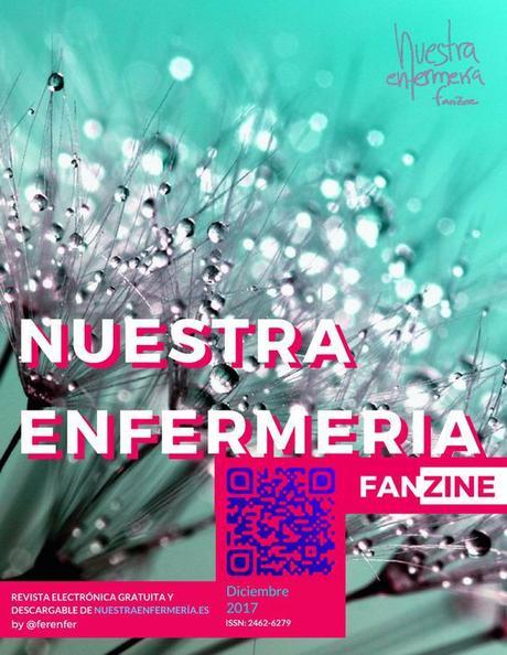 #FanZinEnfermeria Diciembre 2017 #otraformaesposible