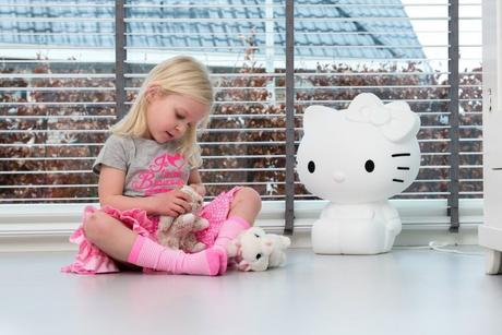 Sorteo Lámpara Hello Kitty con Stella Doppia Día 6 #XmasDesmadreando
