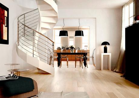 Increíbles razones para escoger escaleras redondas que jamás pasarán de moda