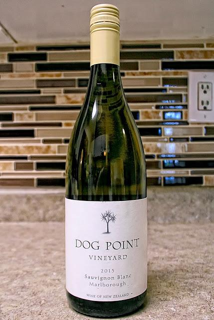 Dog Point Vineyard Sauvignon Blanc 2015