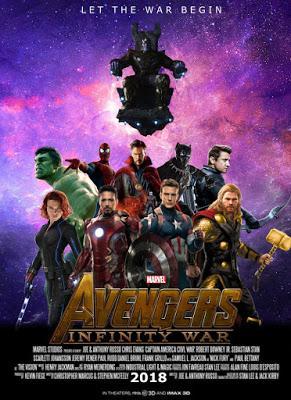 Vengadores Infinity War Trailer Español. La que nos espera