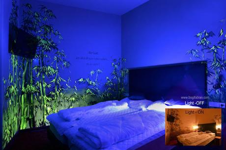 Murales luminiscentes convierten tu habitación en otro mundo