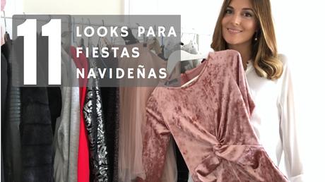 11 LOOKS PARA FIESTAS NAVIDEÑAS | Marilyn's Closet