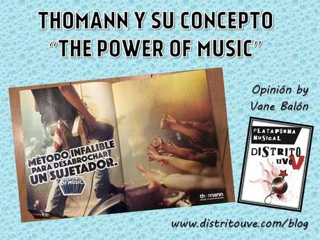 Thomann españa concepto