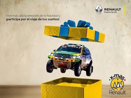 Renault te da la oportunidad de ir al DAKAR 2018