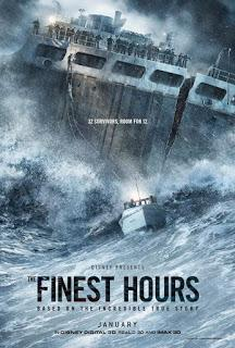 HORA DECISIVA, LA (Finest Hours, the) (USA, 2016) ÉPICO, HISTÓRICO