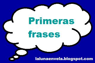 Primeras frases - #PF150