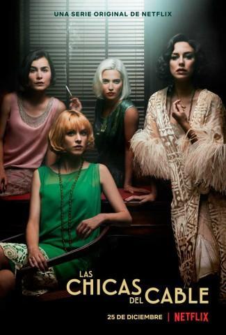 Trailer de la segunda temporada de las Chicas del Cable
