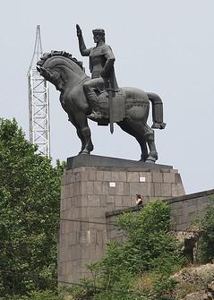 De Santos Reyes (XIX): San Wachtang I de Georgia.