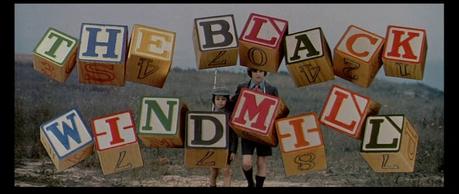 The Black Windmill - 1974