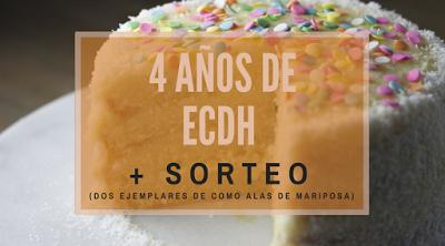 ¡4 AÑOS DE ECDH + SORTEO! || #4ECDH