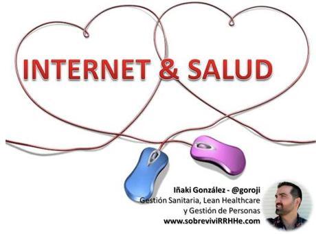 Hoy nos vemos en… Internet y Salud.